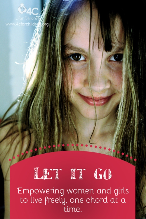 "A catchy tune? Or a song of empowerment? Women and girls need to learn to ""let it go."""